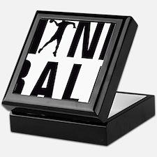 handball Keepsake Box