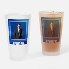 Leader. This is What One Looks Like Drinking Glass