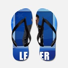 Leader. This is What One Looks Like. Flip Flops