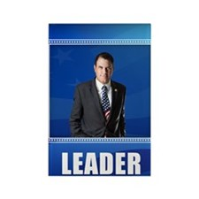 Leader. This is What One Looks Li Rectangle Magnet