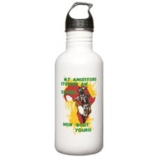 My Ancestors Zulu Water Bottle