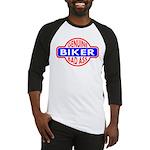 Genuine Biker BadAss Baseball Jersey