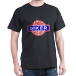 Genuine Biker BadAss Dark T-Shirt