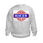 Genuine Biker BadAss Kids Sweatshirt