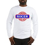 Genuine Biker BadAss Long Sleeve T-Shirt