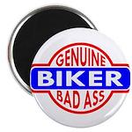 Genuine Biker BadAss Magnet