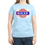 Genuine Biker BadAss Women's Light T-Shirt