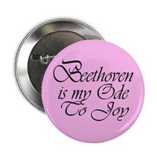 Beethoven Ode To Joy Button