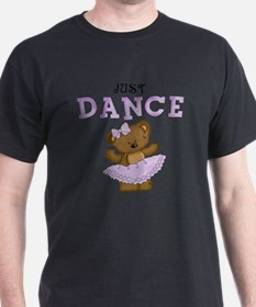 Just Dance Ballet Shirts T-Shirt