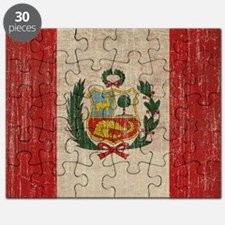 Vintage Peru Puzzle