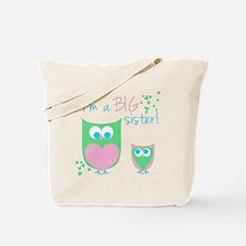 New Big Sister Tote Bag