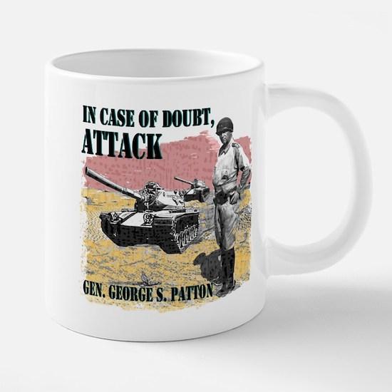Patton Tank Mugs