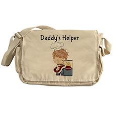 Daddys Helper BBQ Messenger Bag