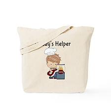 Daddys Helper BBQ Tote Bag