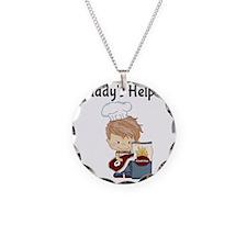 Daddys Helper BBQ Necklace