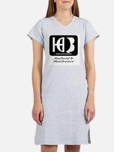 HQB Janitorial Women's Nightshirt