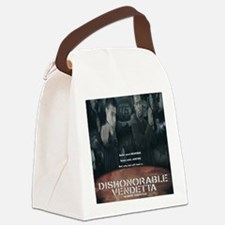 DV Final Poster Canvas Lunch Bag