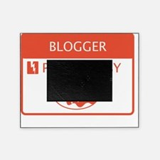 Blogger Powered by Doughnuts Picture Frame