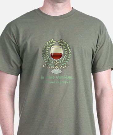 Wine Is Truth T-Shirt