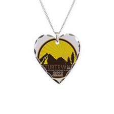renee Necklace Heart Charm