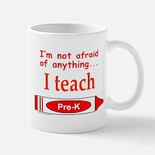 TEACH PRE-K Mug