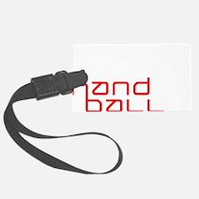 handball Luggage Tag