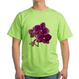 Orchids Green T-Shirt