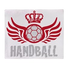 handball Throw Blanket