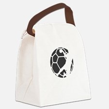 handball Canvas Lunch Bag