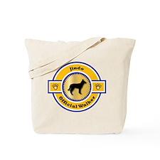 Jindo Walker Tote Bag