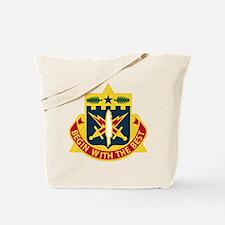 DUI - 46th AG Battalion (Reception) Tote Bag