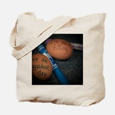 Have an Eggsalent Day Tote Bag