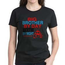 Big Brother by Day, Rockstar  Tee