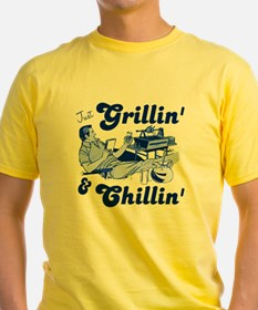 Just Grilling and Chilling T