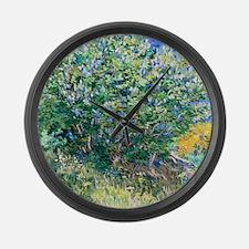 Van Gogh Large Wall Clock
