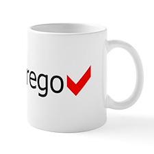 Im Preggo Small Mug