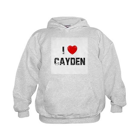 I * Cayden Kids Hoodie