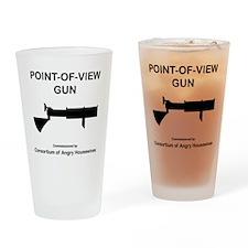 Point-of-ViewGun Drinking Glass