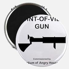 Point-of-ViewGun Magnet