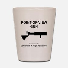 Point-of-ViewGun Shot Glass