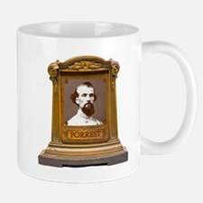 Nathan B. Forrest Antique Memorial Mugs