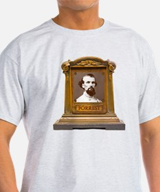 Nathan B. Forrest Antique Memorial T-Shirt