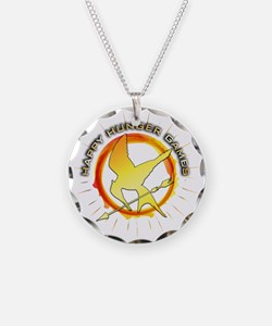 Happy Hunger Games! Necklace