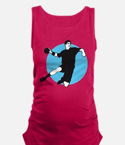 handball player Maternity Tank Top