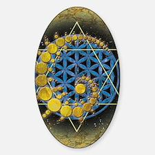 Divine Awakening Card Decal