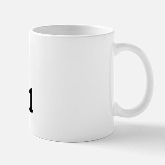 I Love Lowell Mug