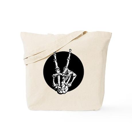 Bony Peace Tote Bag