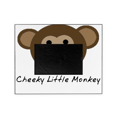 Cheeky Little Monkey Picture Frame