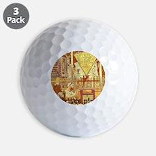 Spiritus Pizza - Provincetown Golf Ball