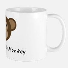 Cheeky Little Monkey Mug